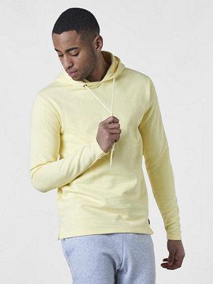 Street & luvtröjor - Just Junkies Universe Pastel Yellow