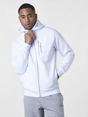 Street & luvtröjor - Sail Racing Bowman Zip Hood 101 White