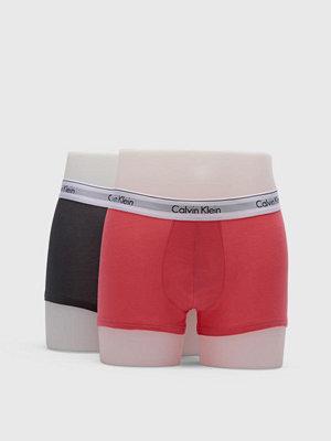 Calvin Klein Underwear 2-pack Modern Cotton Stretch Trunk JXG Pink/Grey