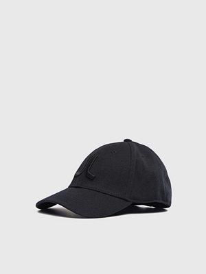 Kepsar - WESC Icon Flexfit Black