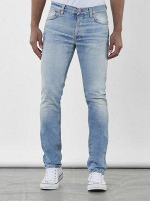 Jeans - Nudie Jeans Tilted Tor Summer Ocean