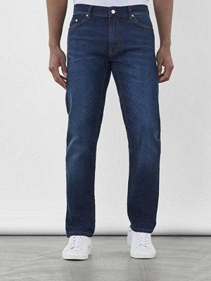 Jeans - Velour by Nostalgi Jeremy Worn Blue