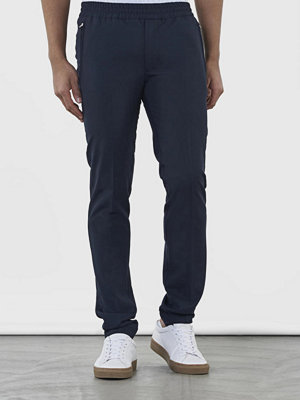Byxor - Ljung by Marcus Larsson Tailored Track Trousers Navy