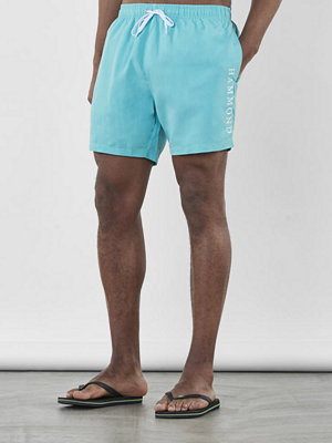 Adrian Hammond Becker Beach Shorts Turqouise
