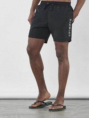 Adrian Hammond Becker Beach Shorts Black