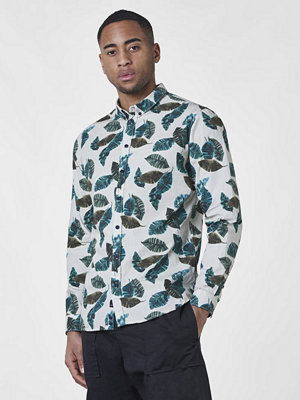 Gabba Brooks Branch Shirt Sand Printed Flower