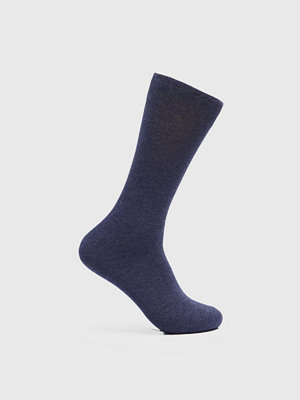 Topeco Nos Cotton Socks Blue Melange