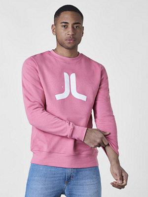 Tröjor & cardigans - WESC Icon Sweatshirt Confetti Pink