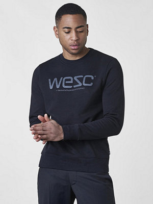 Tröjor & cardigans - WESC WeSC Sweatshirt Black