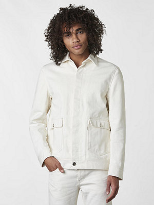 Jeansjackor - Lavage Léger Jeans Jacket Raw Cotton