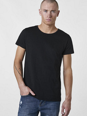 T-shirts - Somewear Rib Tee Black