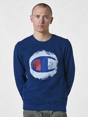 Tröjor & cardigans - Champion Indigo Sweatshirt Indigo