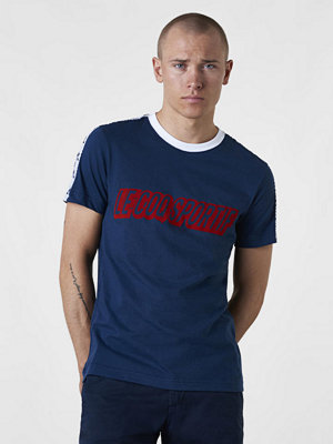 T-shirts - Le Coq Sportif SPL - M Inspi Football Tee Dress Blues