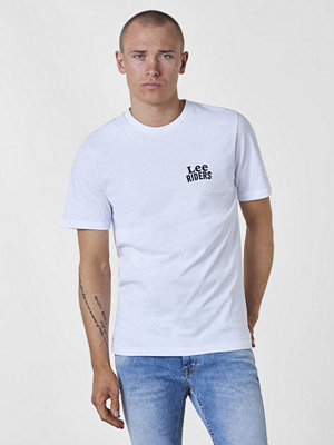 T-shirts - Lee Mini Lee Logo Tee White