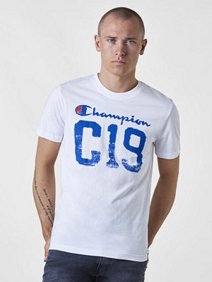 T-shirts - Champion Indigo T-shirt White