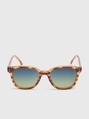 Solglasögon - Komono Renee Lined Tortoise
