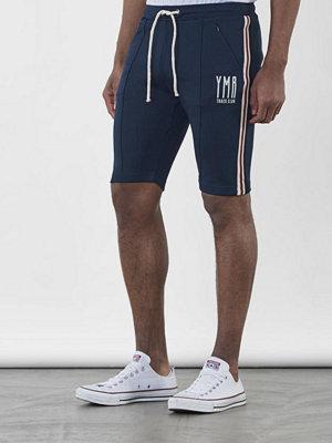 Shorts & kortbyxor - YMR Track Club Street Track Shorts Navy