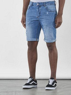 Shorts & kortbyxor - Gabba Jason Denim Short RS0709 Ligth Blue
