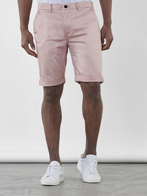 Shorts & kortbyxor - William Baxter Zack Shorts Pale Pink