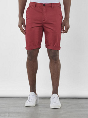 Shorts & kortbyxor - William Baxter Zack shorts Coral Red