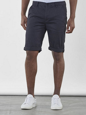 Shorts & kortbyxor - William Baxter Zack Shorts Dk Grey