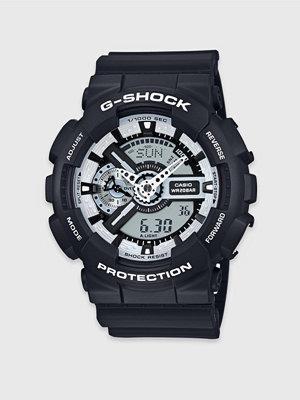 Klockor - Casio G-Shock GA-110BW Black