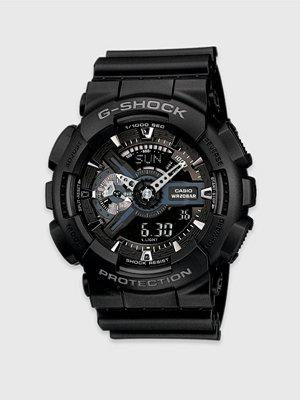 Klockor - Casio G-Shock GA-110 Black