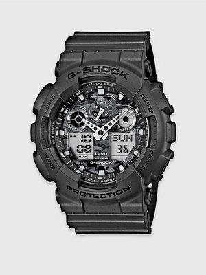 Klockor - Casio G-Shock GA-100CF Black