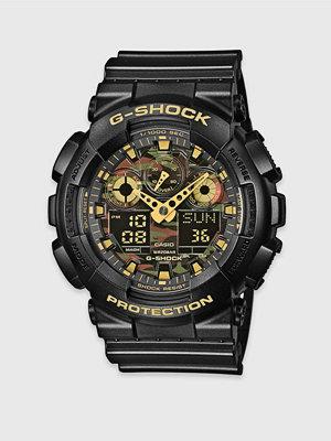 Klockor - Casio G-Shock GA-100CF-1A9ER Black