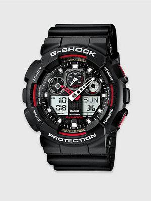 Klockor - Casio G-Shock GA-100 Black