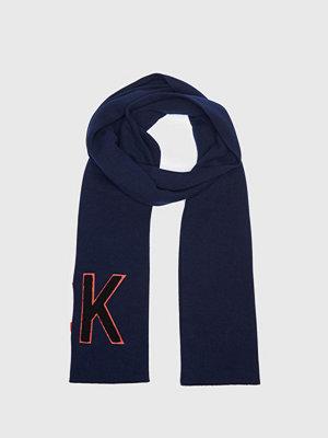 Calvin Klein CK Jeans Scarf Blue Depths