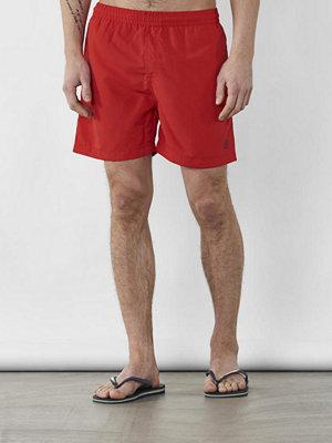 Badkläder - Henri Lloyd Brixham Swim Shorts Candy Red