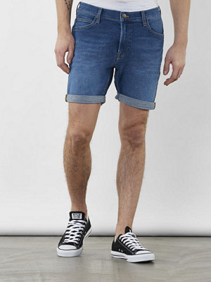 Shorts & kortbyxor - Lee Rider Short Blue Drop