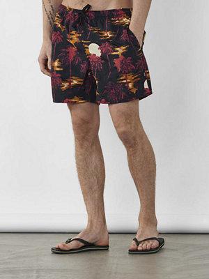 Badkläder - WESC Zack Hawaii Night