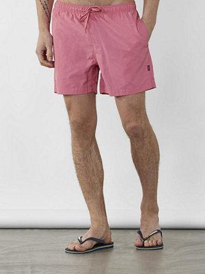 Badkläder - WESC Zack Confetti Pink