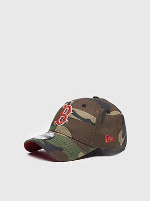 Kepsar - New Era 9Forty Boston Red Sox Camo