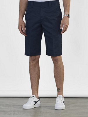 "Dickies 13"" Slim Fit Work Short Dark Navy"
