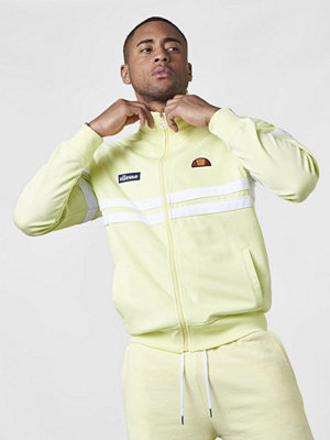 Street & luvtröjor - Ellesse Rimini Track Jacket Tender Yellow
