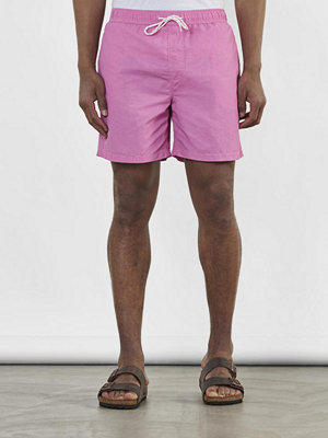 Badkläder - Studio Total Saul Beach Shorts Pink