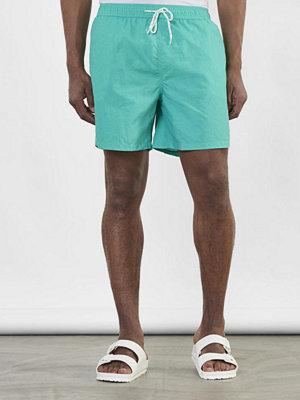 Badkläder - Studio Total Saul Beach Shorts Turqoise