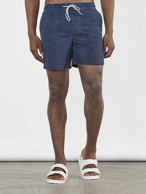 Badkläder - Studio Total Saul Beach Shorts Navy