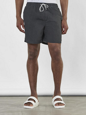 Badkläder - Studio Total Saul Beach Shorts Black