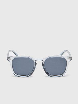 Solglasögon - Le Specs No Biggie Xtal Grey/Smoke Mono
