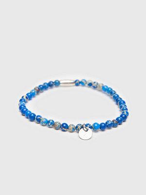 Seven/East Bracelet 498B Blue