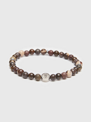 Seven/East Bracelet M490B Brown