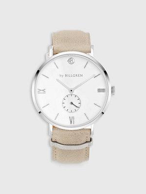 Klockor - by Billgren Leather 2019 Sand/White