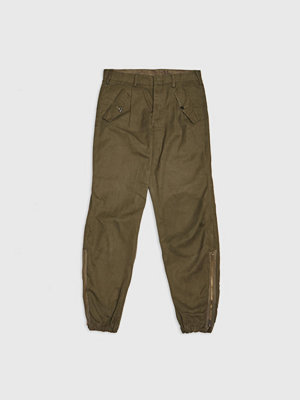Vintage by Stayhard Italian Commando Pants Army Green