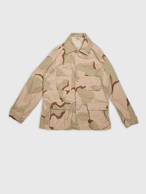 Vintage by Stayhard US Desert Camo Jacket Khaki