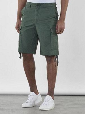 Shorts & kortbyxor - Studio Total Calvin Cargo Shorts Olive