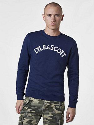 Lyle & Scott Logo Sweatshirt Z99 Navy